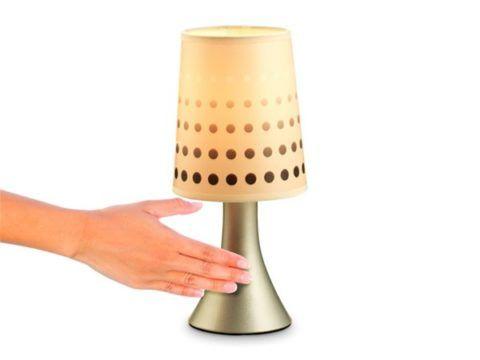 Сенсорная лампа
