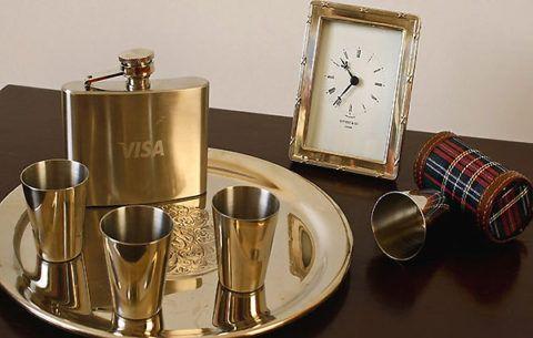 «Скляночки» для папы
