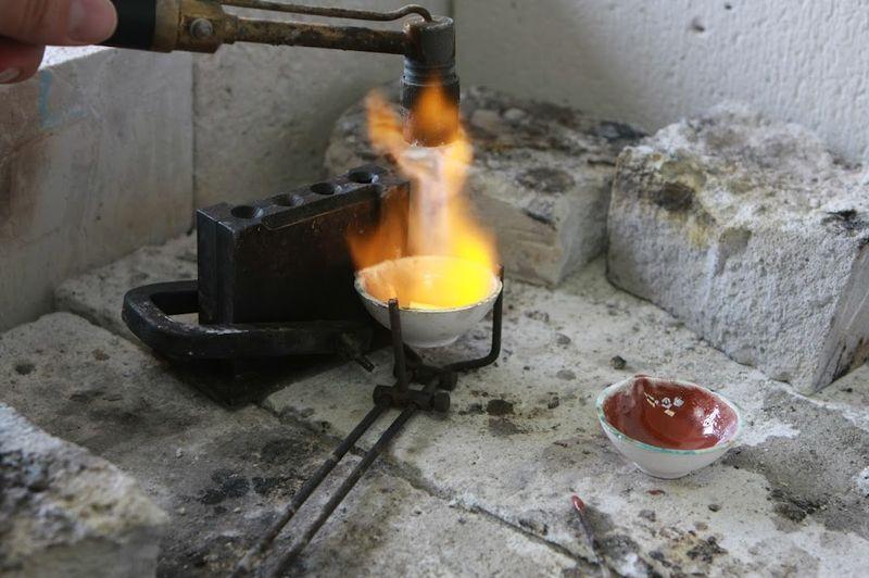 Как в домашних условиях расплавить сталь в домашних условиях