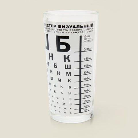 Стакан для выпивки