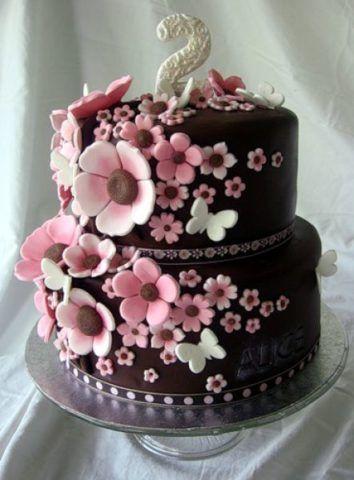 Торт для именинницы