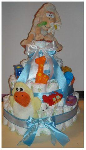 Украшаем торт.