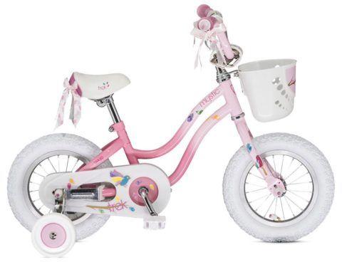 Велосипед с корзинкой