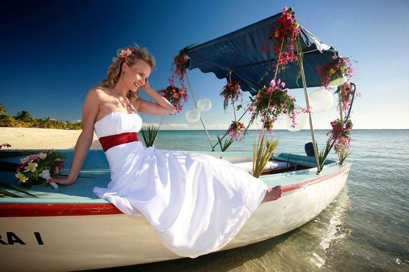 Свадебное путешествие на о. Маврикий