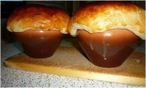 Блюда в горшочках
