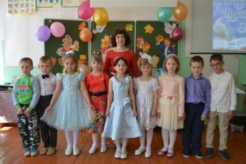 День прощания с начальной школой