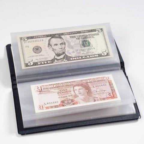Деньги в альбоме