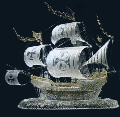 Хрустальный корабль