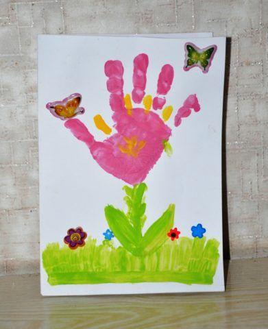 «Картина маслом» для бабушки.