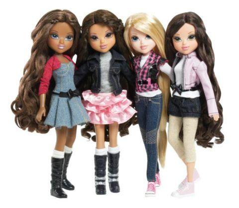 Куклы – модницы.