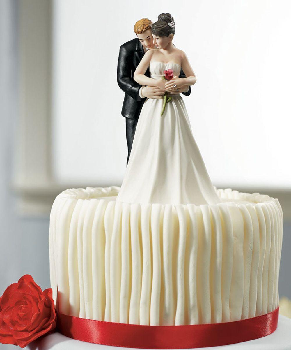 Фигурки на торт молодожены