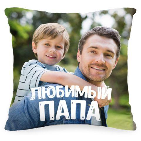 На такой подушке сны явно будут красочные!