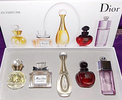 Набор парфюмерии, если вы не знаете, какой аромат выбрать