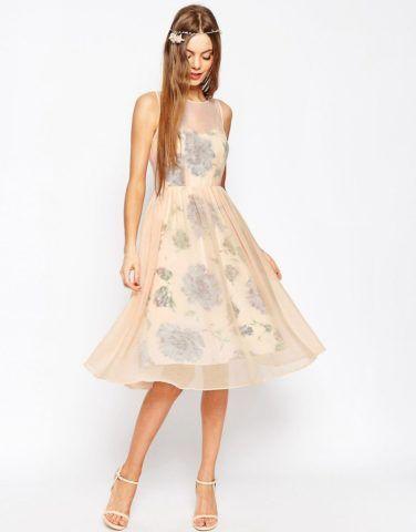 Нежное платье для юной красавицы