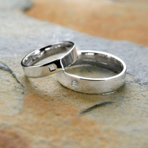Оловянные кольца