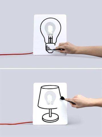 Оригинальная лампа