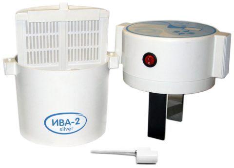 Осеребритель- активатор воды