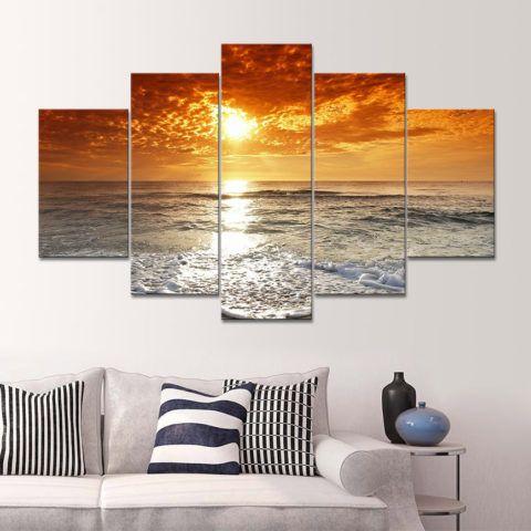 Панельная картина – «Морской пейзаж»