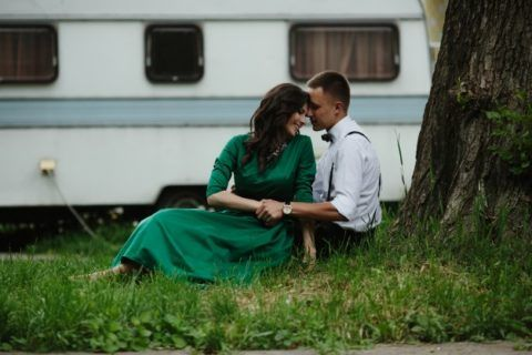 Первый год свадьбы