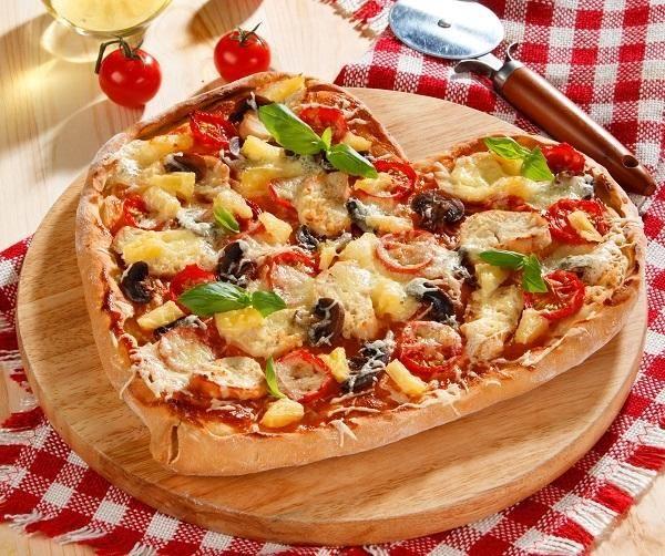 Юбилейная пицца