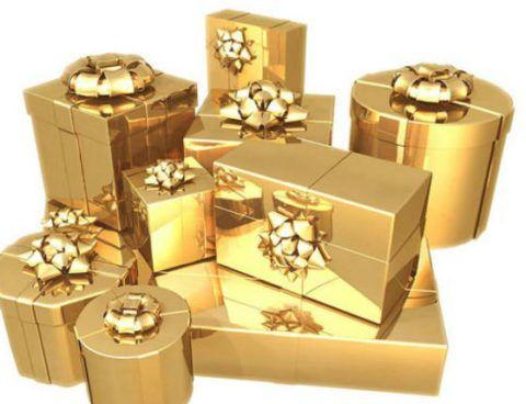 Подарок к 50-ому юбилею свадьбы