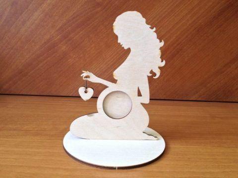 Рамка для беременной