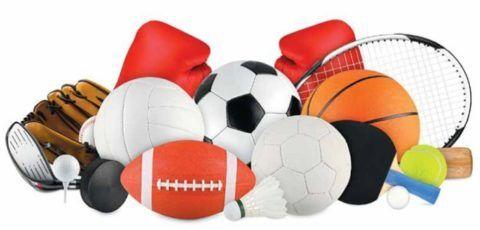 Спортивные атрибуты