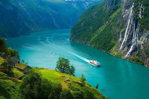 Тур по Скандинавии