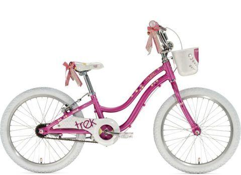 Велосипед для крестницы.
