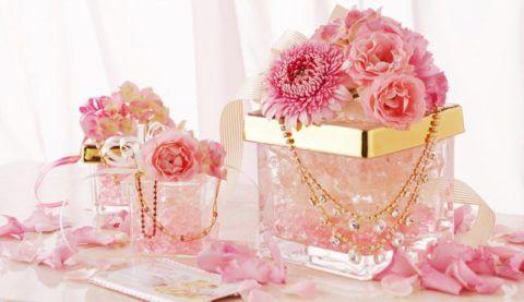 Вторая розовая свадьба