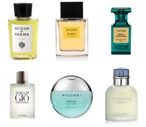 Выбор мужских ароматов