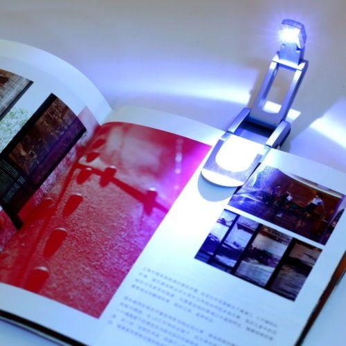 Светодиодная лампа для книг