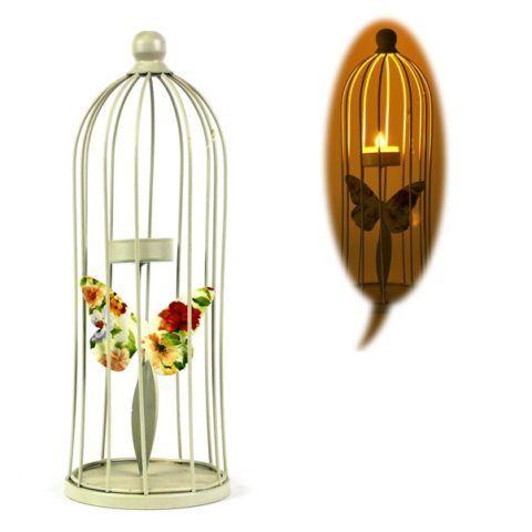 Бабочки в клетке