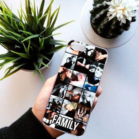 Чехол для телефона с фотографиями