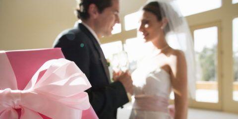 Чем порадовать любимую на свадьбу?
