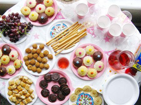 Детский сладкий стол