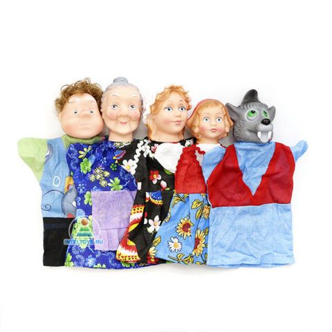 Домашний театр кукол