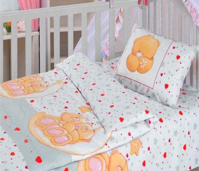Шьем постельное белье детское