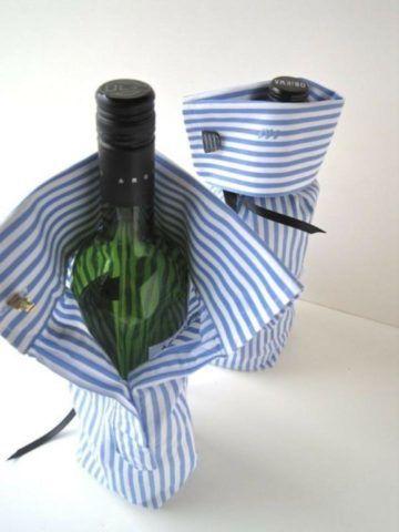 Коробочка для бутылки