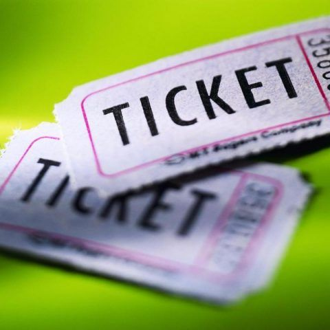 Красиво оформленный билет вызовет вдвойне приятные эмоции