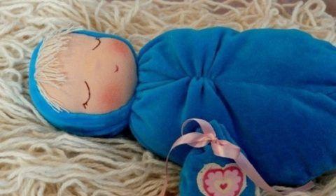 Кукла « Сплюшка»