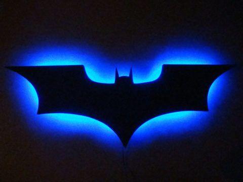Ночник в стиле Бетмена