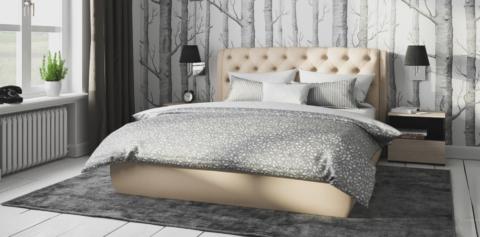 Новая кровать