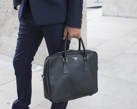 Оригинальная модель мужской сумки