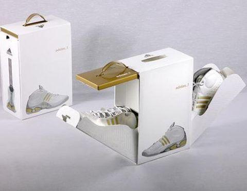 Оригинальная упаковка обуви