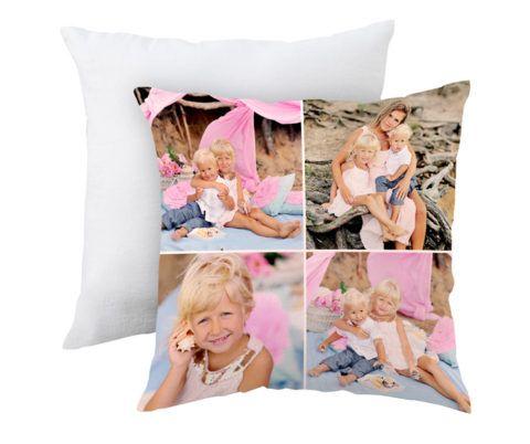 Подушка с фотографиями