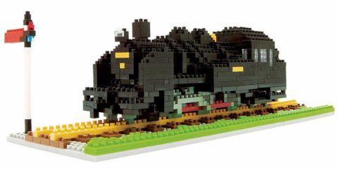 Поезд из лего