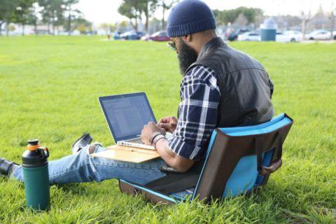 Раскладной чехол для ноутбука
