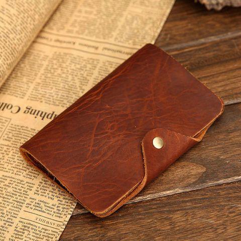 Самодельный кошелёк для мужа