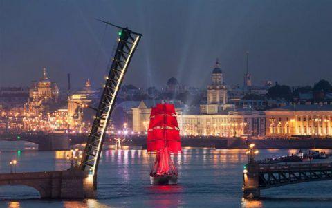 Шикарные виды Санкт-Петербурга